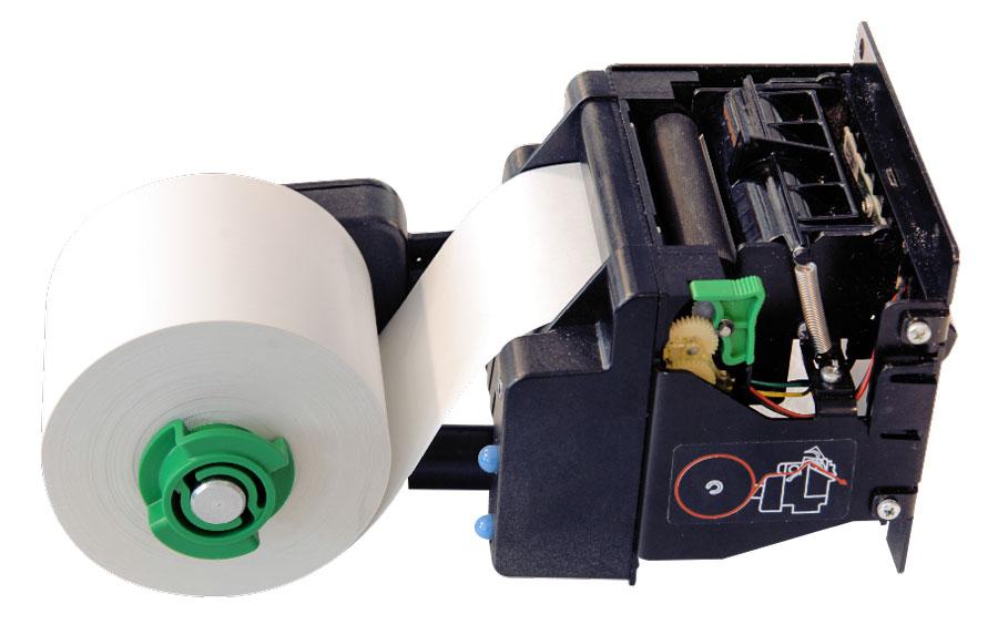 Thermal Printer K.F.I. SKP side view