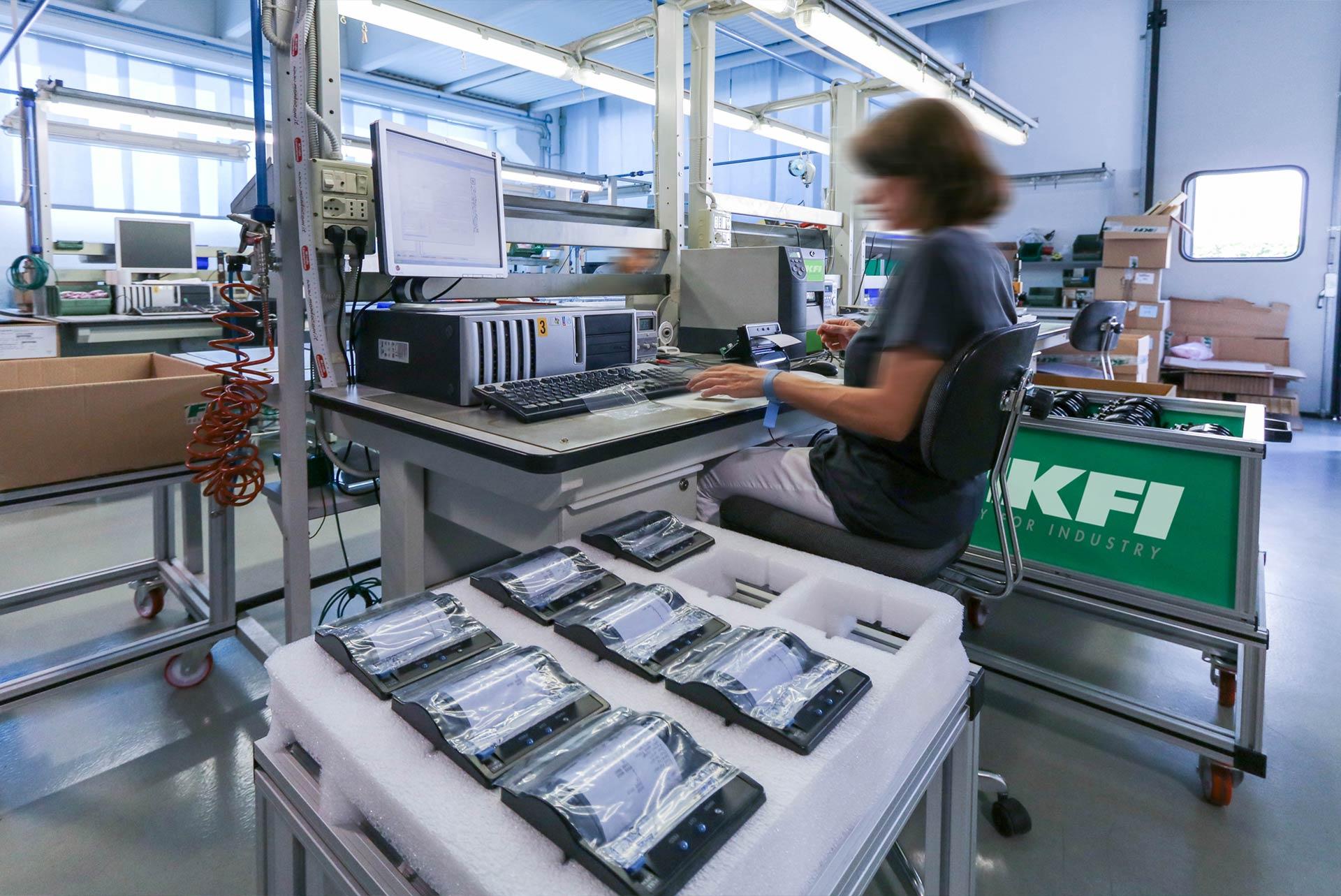 Thermal Printer Naut KFI OEM production